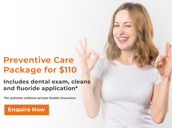 preventive care packacge banner home casula
