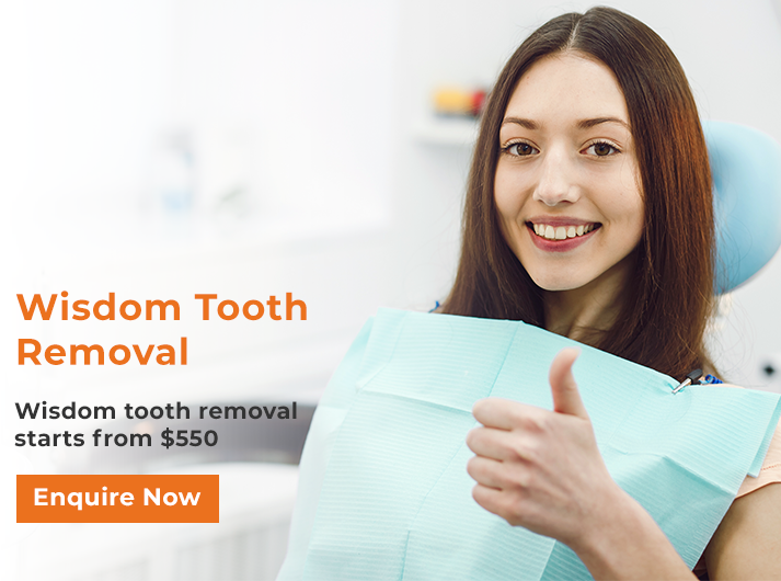 wisdom tooth removal promotion banner home casula