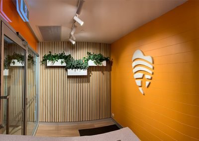 Casula Dental Care dentist Casula Waiting Area and Hallway