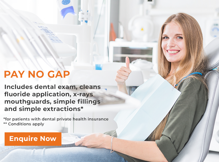pay no gap banner home casula