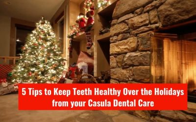 5 Tips To Keep Teeth Healthy Over The Holidays From Casula Dental Care