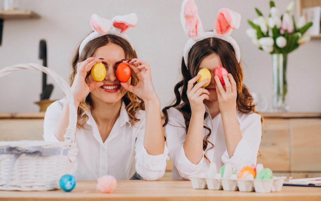 Top 8 Ideas for Easter at Home from Casula Dental Care