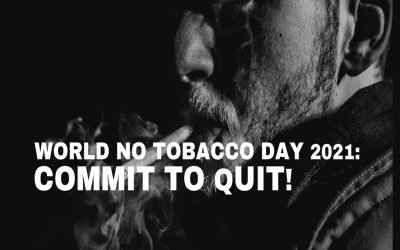 World No Tobacco Day 2021 in Casula: Commit to Quit!