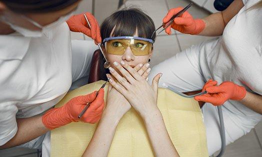 dental fear management casula