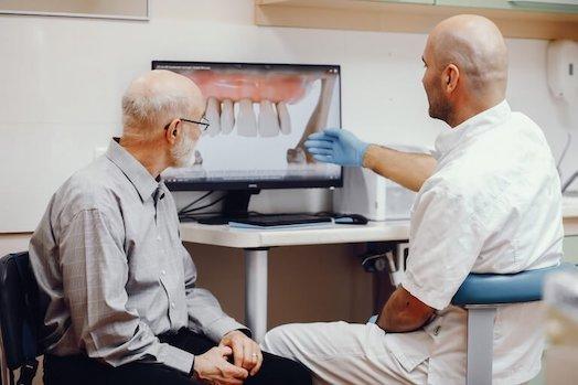 why choose dental implants over dentures casula